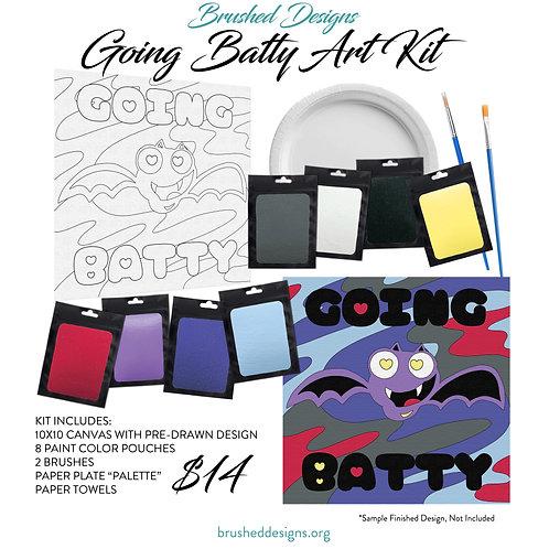 Going Batty Art Kit