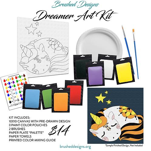 Dreamer Art Kit