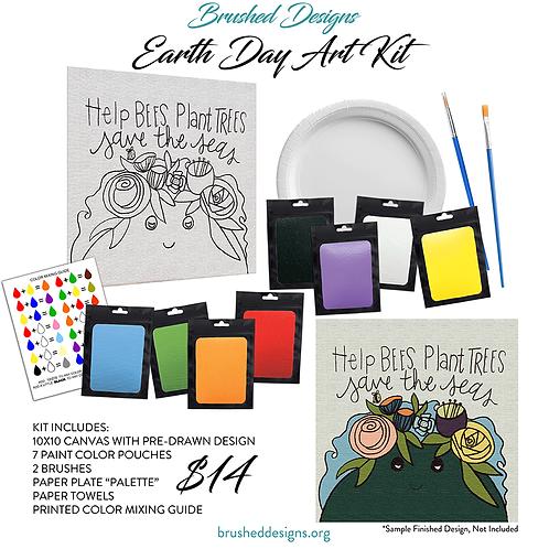 Earth Day Art Kit