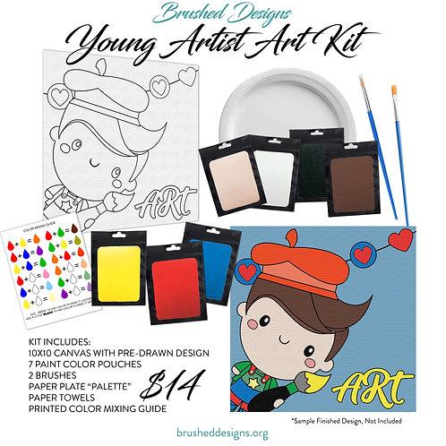 Young Artist Art Kit
