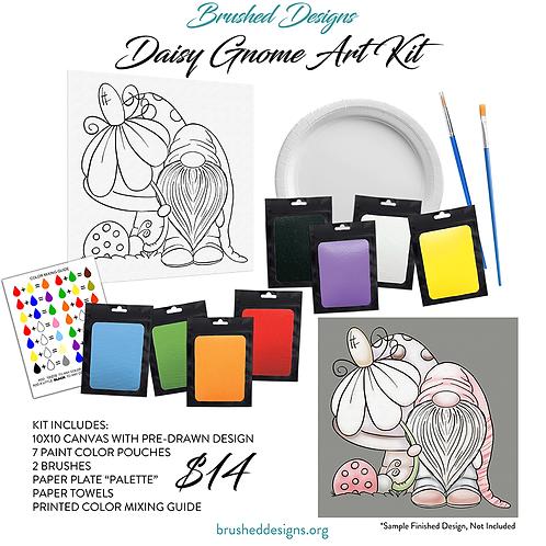 Daisy Gnome Art Kit