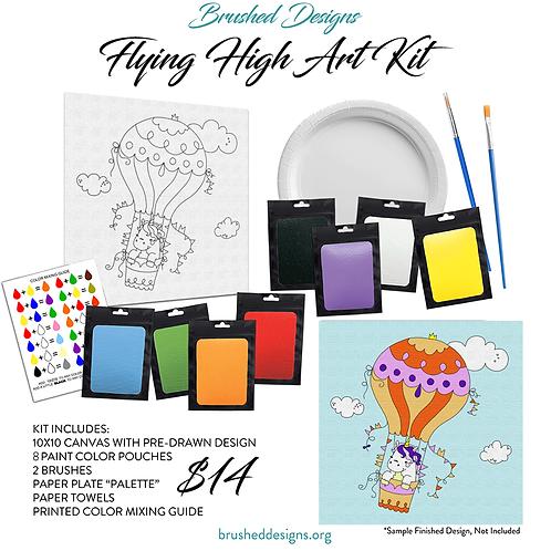 Flying High Art Kit