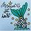Thumbnail: Mermaid Heart Art Kit