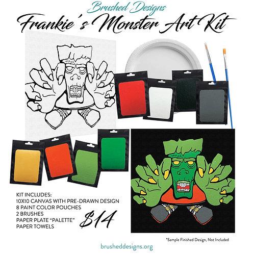Frankie's Monster Art Kit
