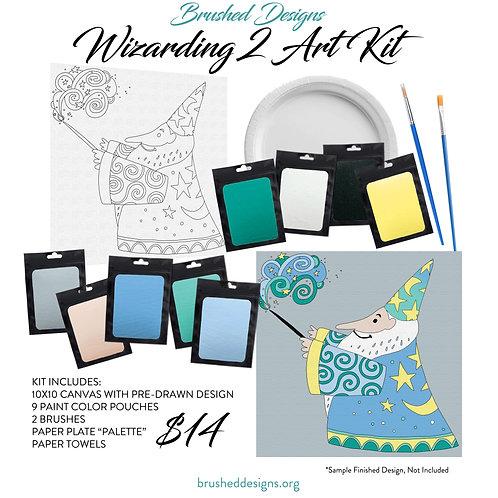 Wizarding 2 Art Kit