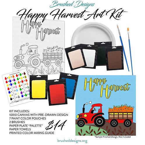 Happy Harvest Art Kit