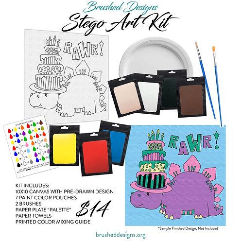 Stego Art Kit