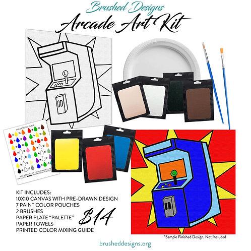 Arcade Art Kit