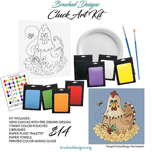 Cluck Art Kit