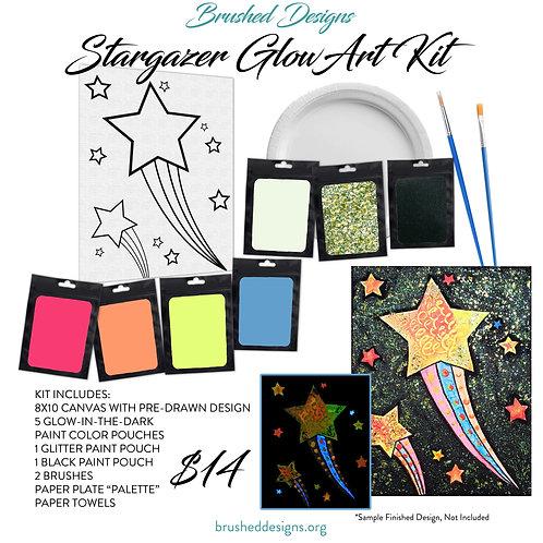 Stargazer Glow Art Kit
