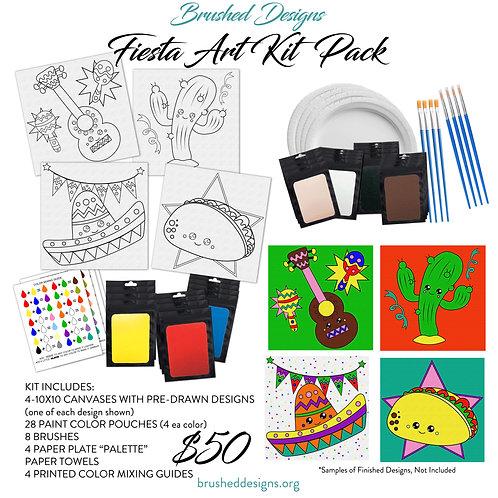 Fiesta Art Kit Pack