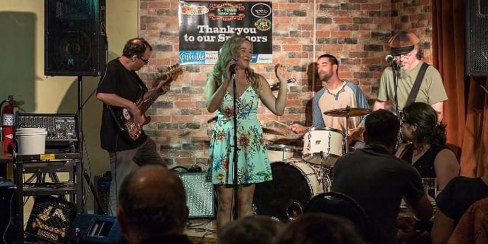 The Jill Boudreau Band