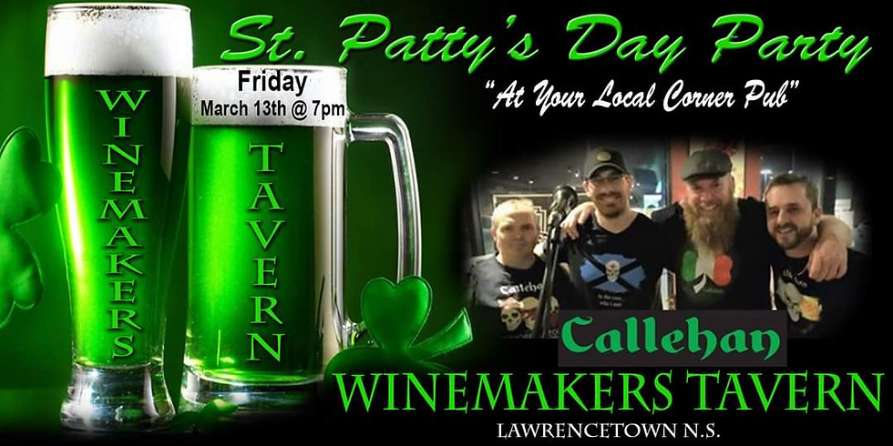 St Paddy's Day Pre-Party