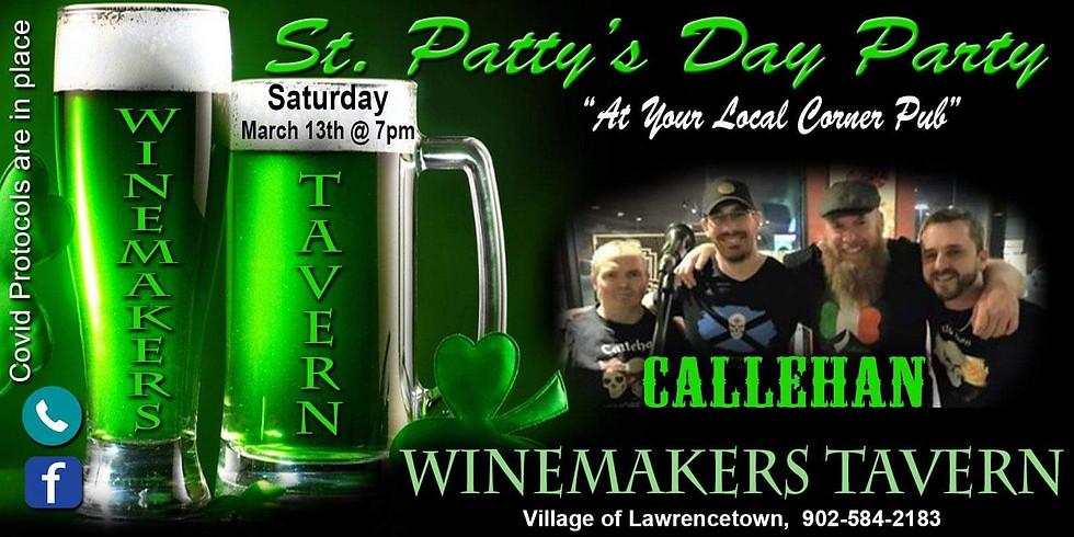 St. Paddys celebration