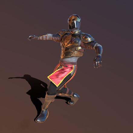 DEAD Knight