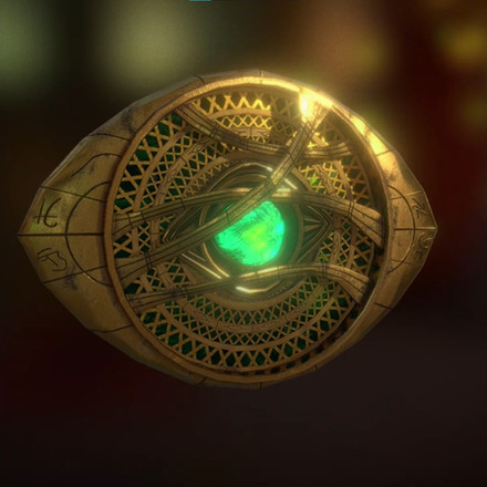 Dr. Strange Eye of Agamotto