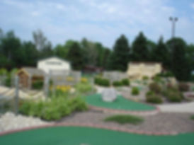 Mini Golf at Stoney Creek RV Resort