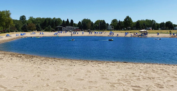 Beach & Pond opened August 14th, 2021