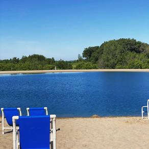 Beach & Pond