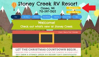 Stoney Creek Gift Certificates
