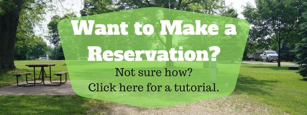 Online Reservation Tutorial