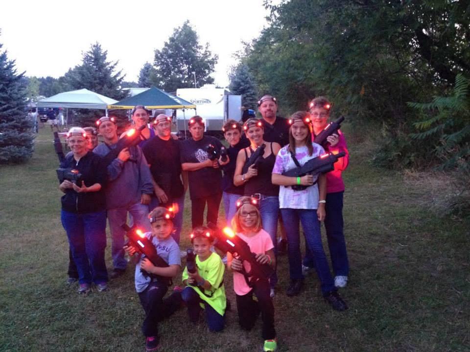 Stoney Creek Laser Tag