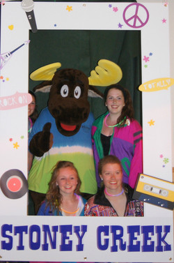 Morey the Moose