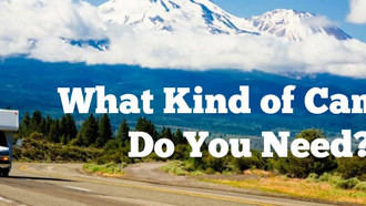 Quiz: What Kind of Camper Do You Need?