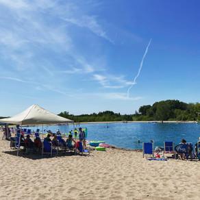 New Pond & Beach
