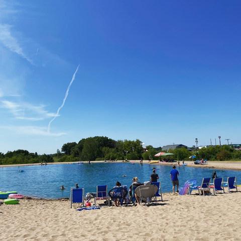 NEW BEACH OPEN