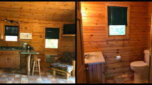 Stoney Creek Cabins vs Cottages