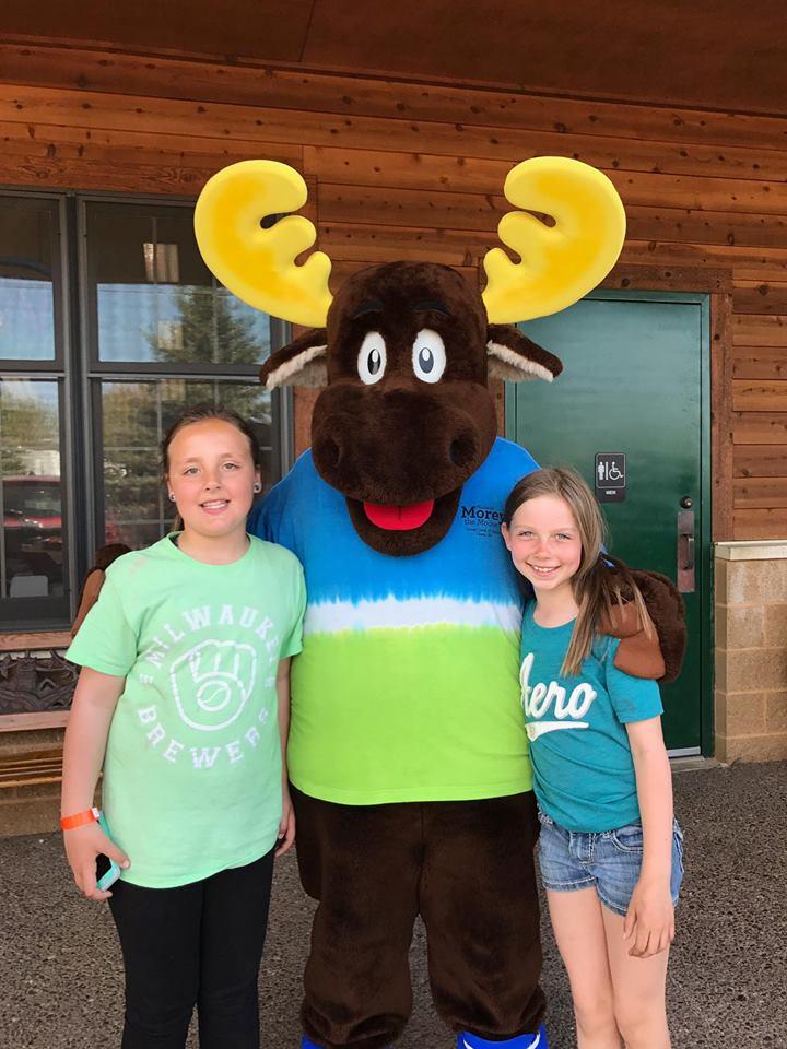 Morey the Moose
