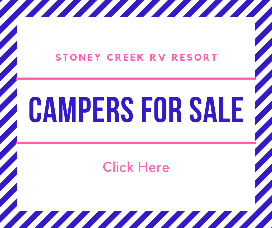 Current Campers For Sale