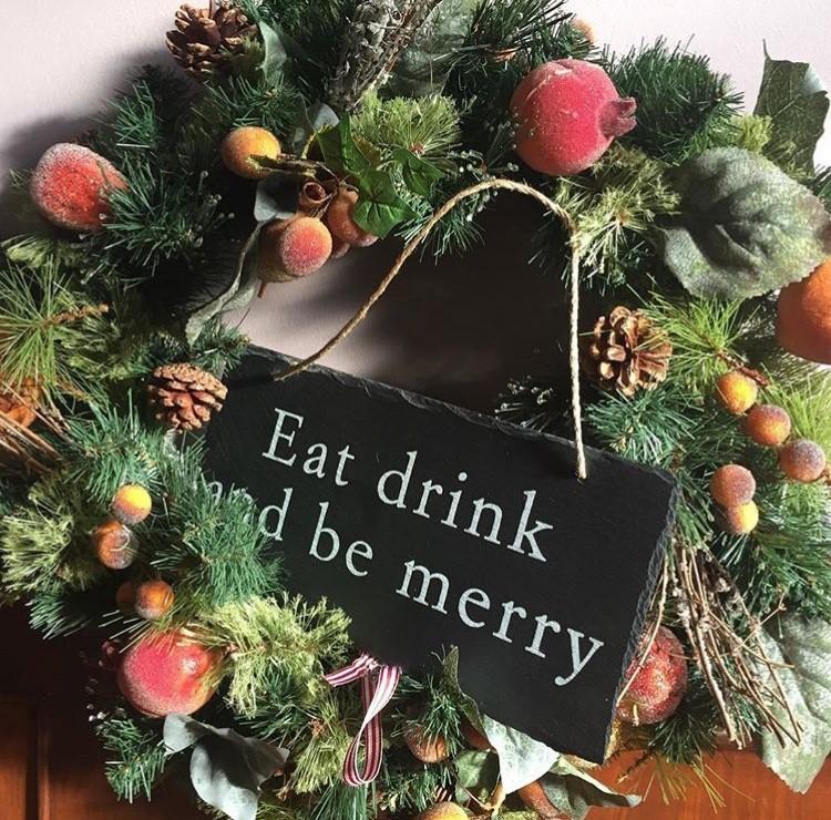 Christmas rules. . .