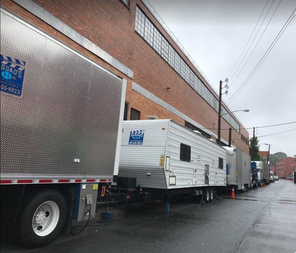 street trailers