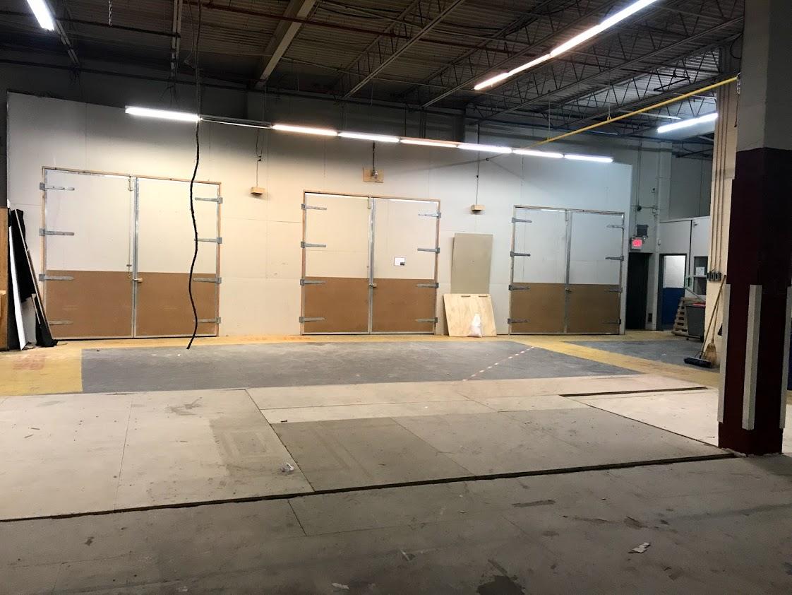 Loading Docks Upstairs