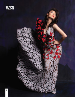 'Butterflies or Once upon a ... dress ...'