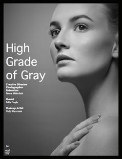 HIGH GRADE OF GRAY