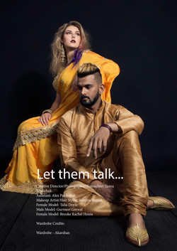 LET THEM TALK...