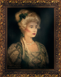 The Queen of France