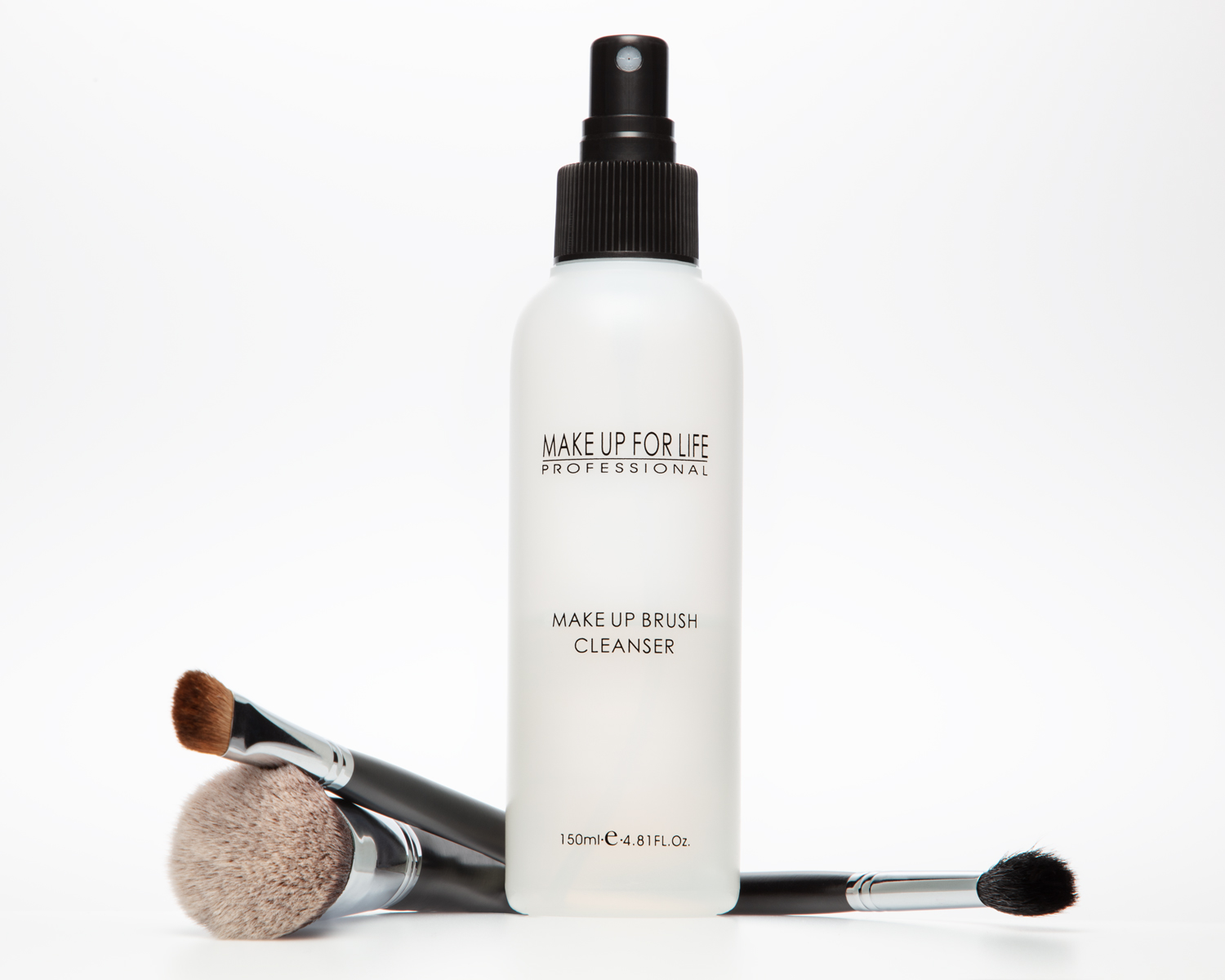 Makeup Brush Cleaner.