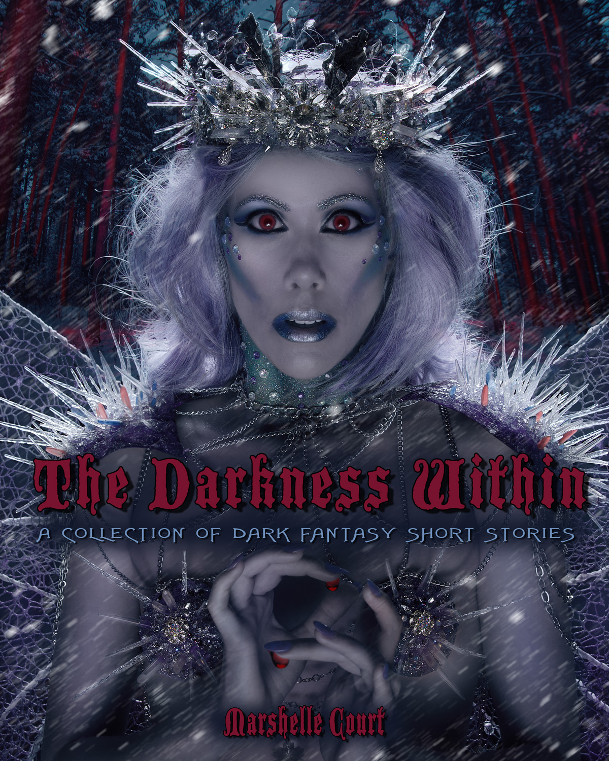 'The Darkness Within' book