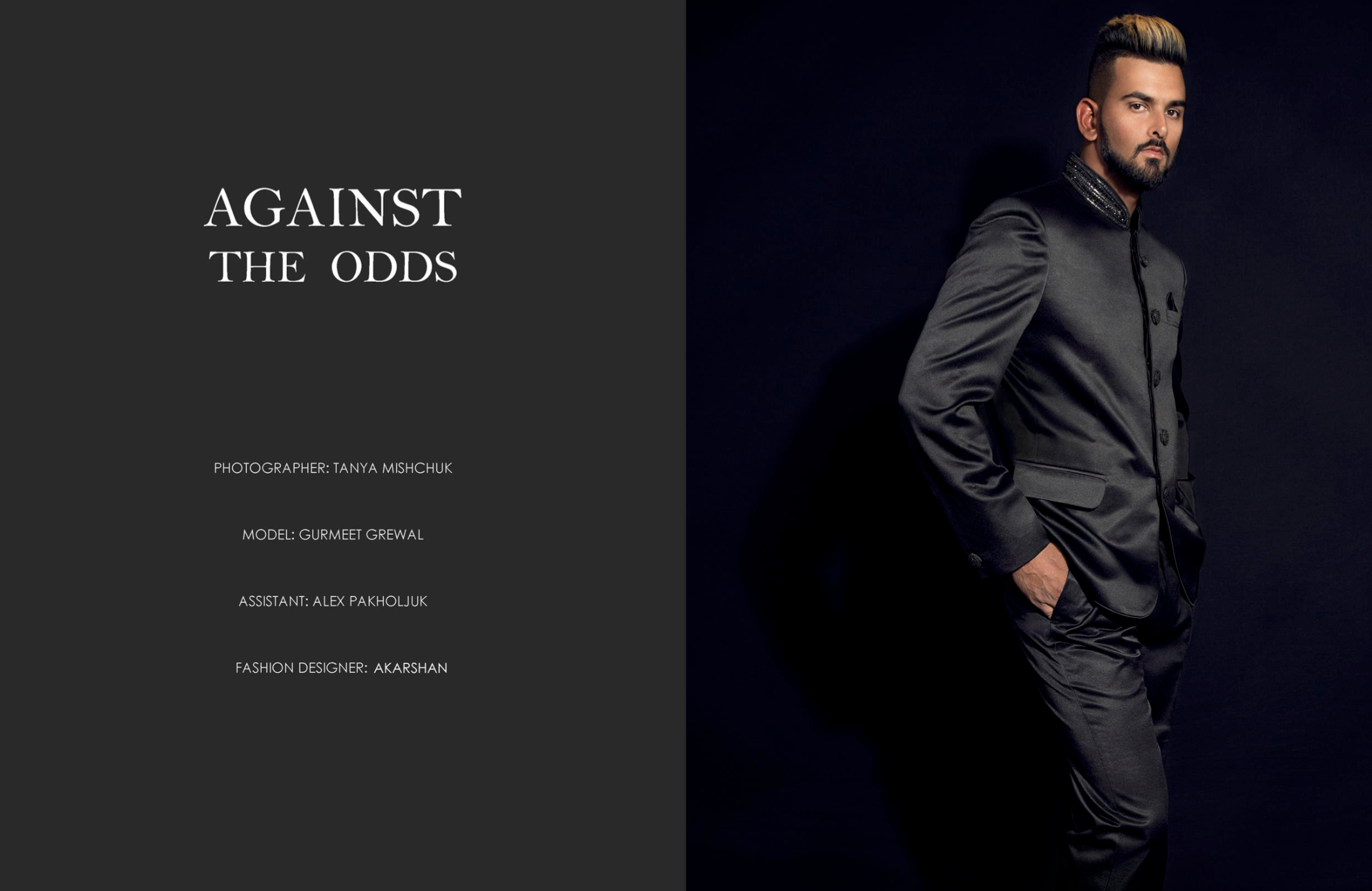 AGAINST THE ODDS...