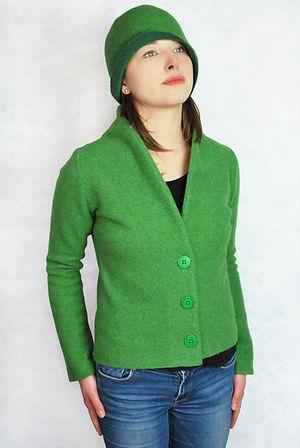 shawl collar cardi £170