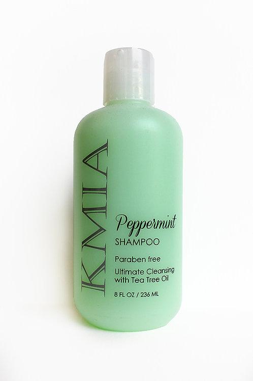 KMIA Peppermint Shampoo