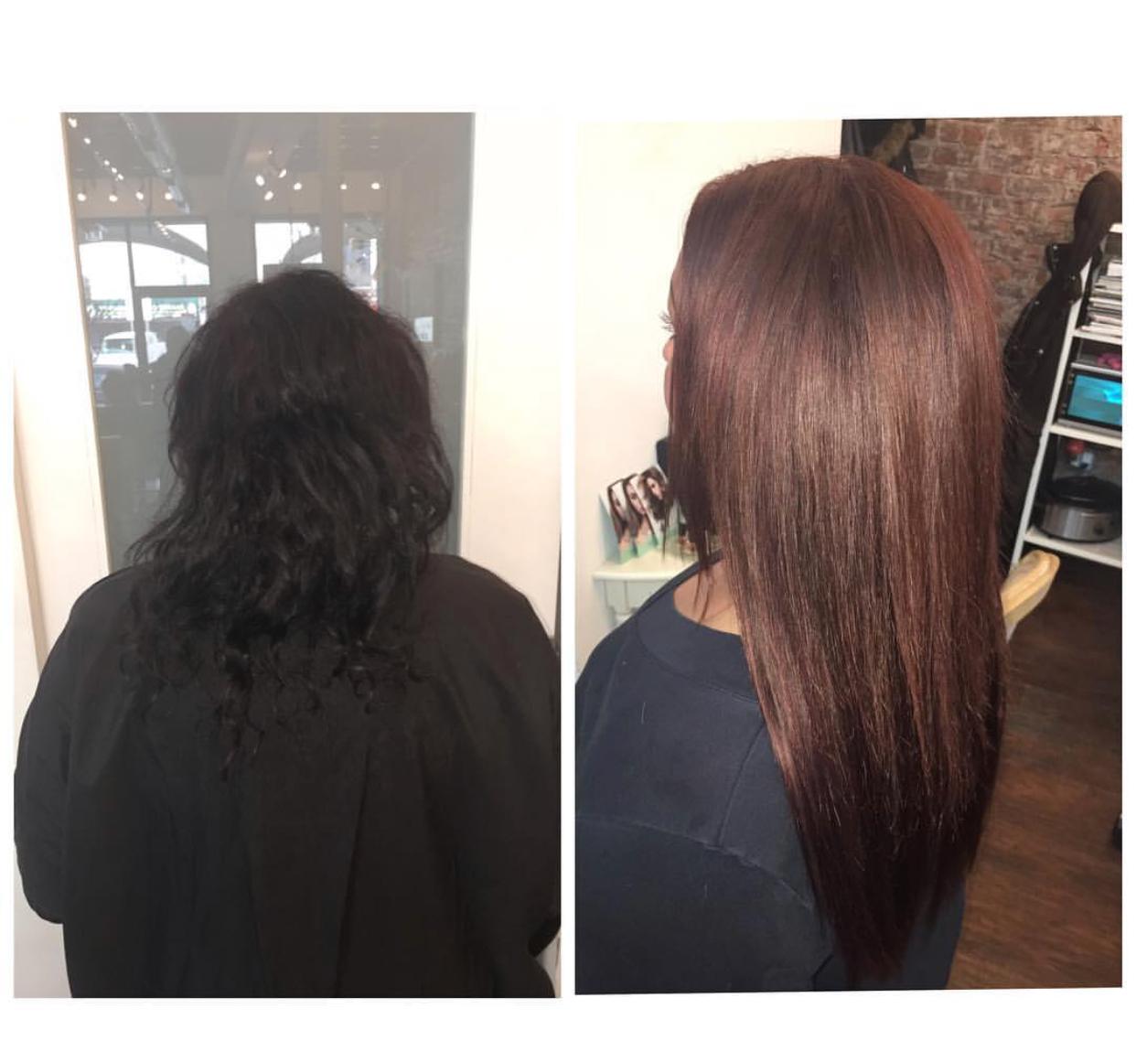 Hair Extensions $599 - KMIA Salon