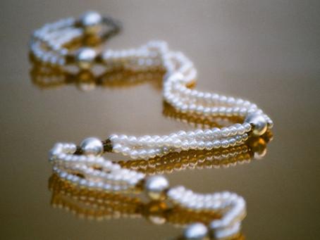 珍珠首飾、飾品該如何保養?超過30年的珠寶鑑定經驗、教你越放越珍貴