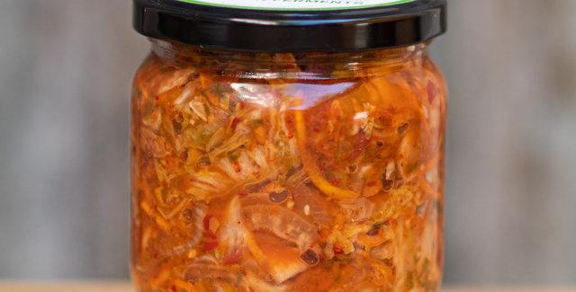 Brixton Ferments: Kimchi