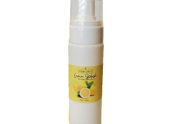 Lemon Splash Foaming Face Rinse