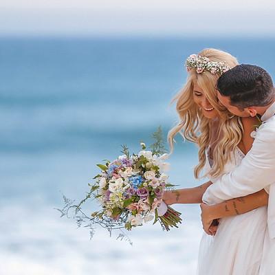 Casamento na Praia | Dani e Harry